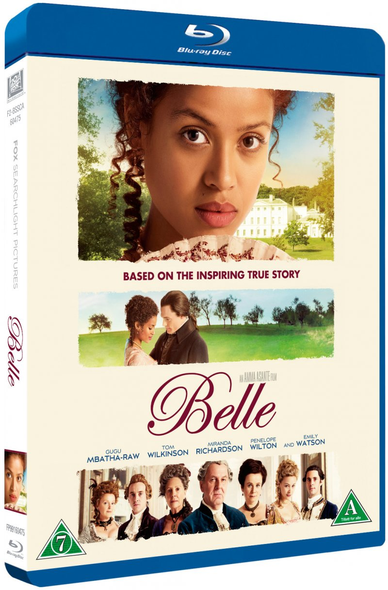 Image of   Belle - Blu-Ray