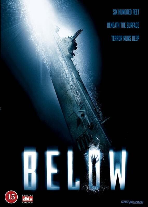 Image of   Below - DVD - Film