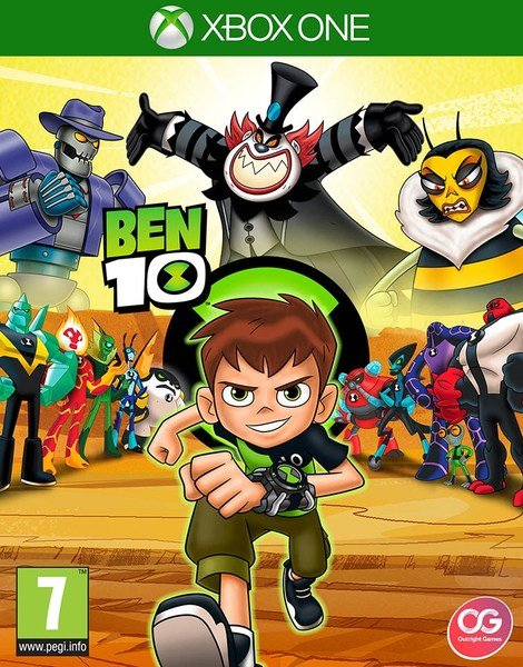 Image of   Ben 10 - Xbox One