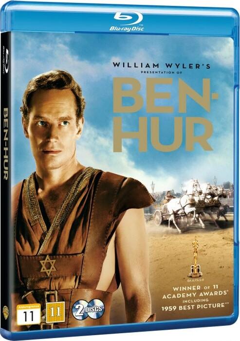 Image of   Ben Hur - 1959 - Blu-Ray