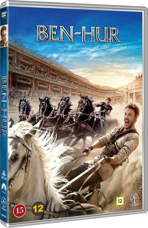 Image of   Ben Hur - 2016 - DVD - Film
