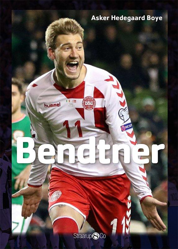 Image of   Bendtner - Asker Hedegaard Boye - Bog