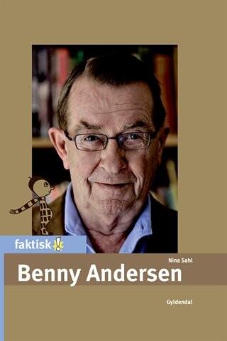 Benny Andersen - Nina Sahl - Bog