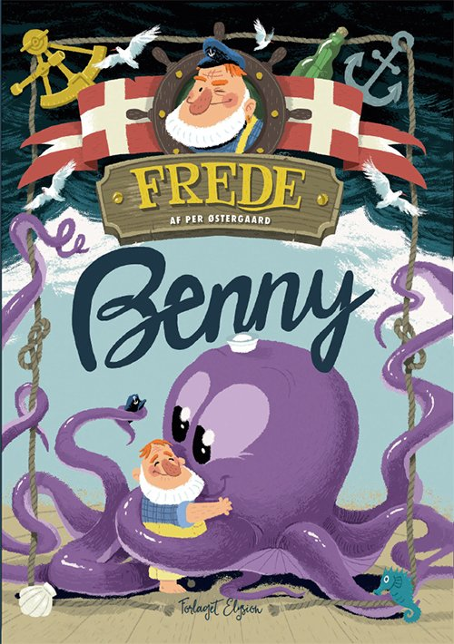 Benny - Per østergård - Bog