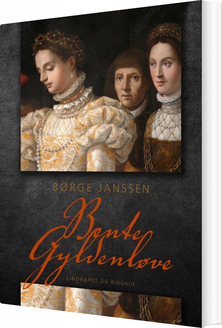 Bente Gyldenløve - Børge Janssen - Bog