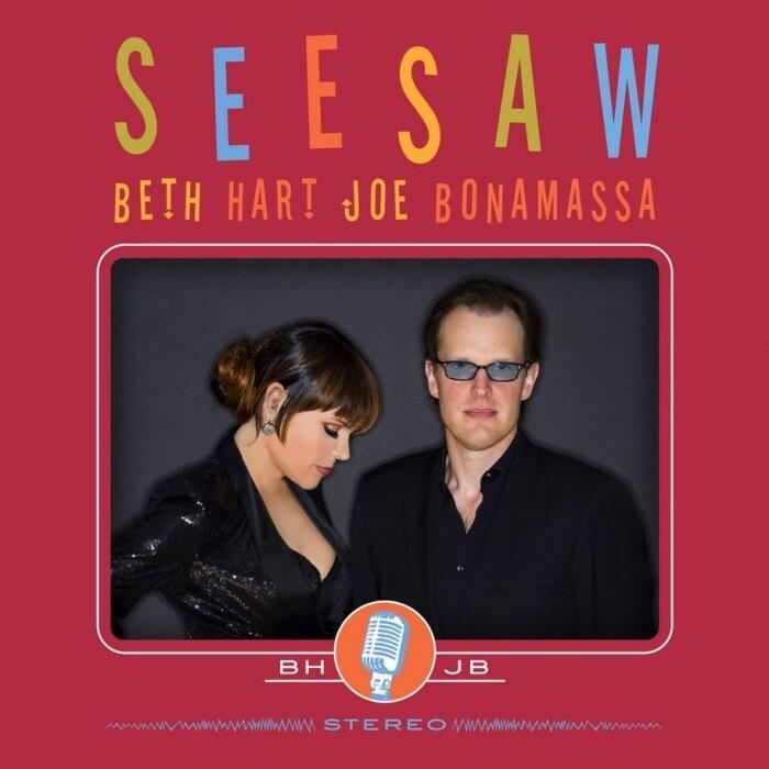 Image of   Beth Hart & Joe Bonamassa - Seesaw - CD