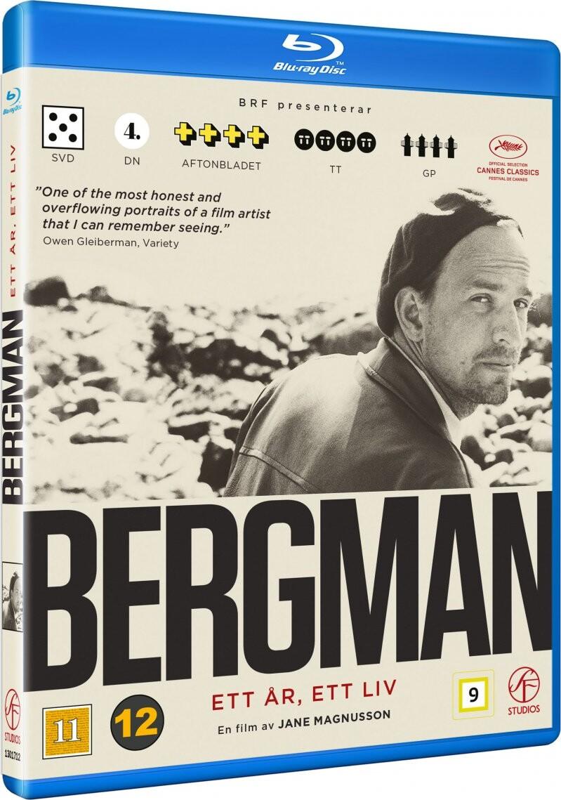 Image of   Bergman - Et år Et Liv - Blu-Ray