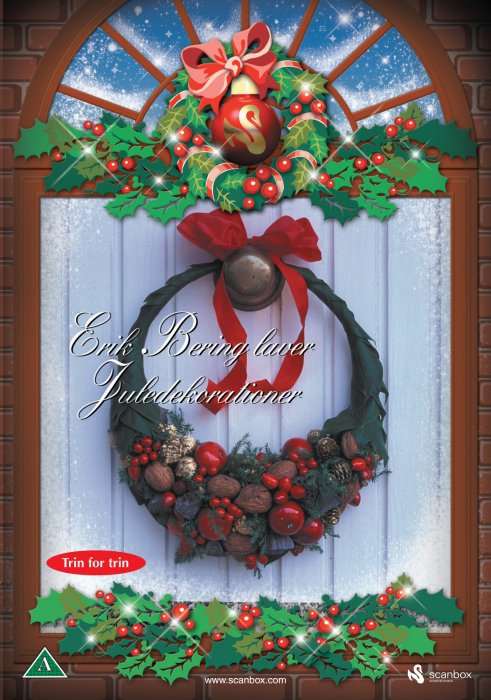 Billede af Berings Juledekorationer - DVD - Film