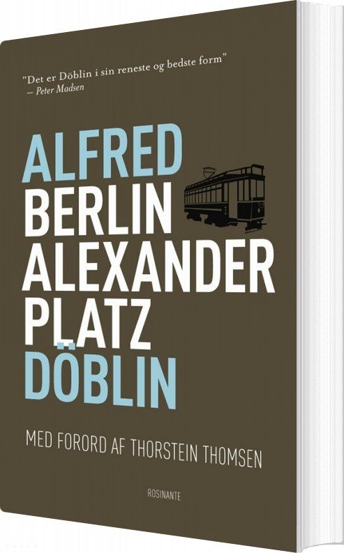 Image of   Berlin Alexanderplatz - Alfred Döblin - Bog