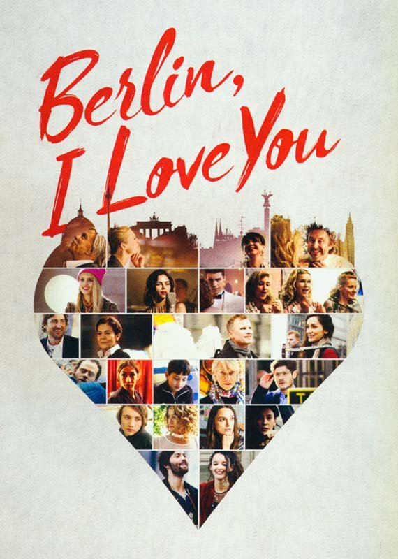 Køb Berlin, I Love You - DVD - Film til 99,95 kr.