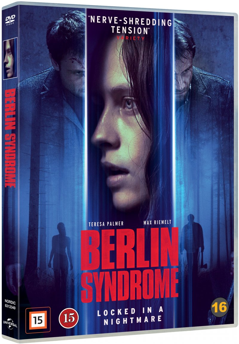 Image of   Berlin Syndrome - DVD - Film