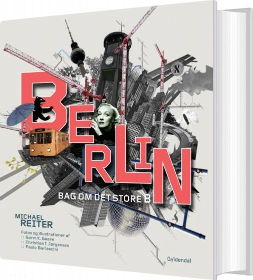 Image of   Berlin - Michael Reiter - Bog