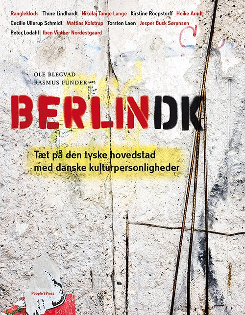 Image of   Berlindk - Ole Blegvad - Bog