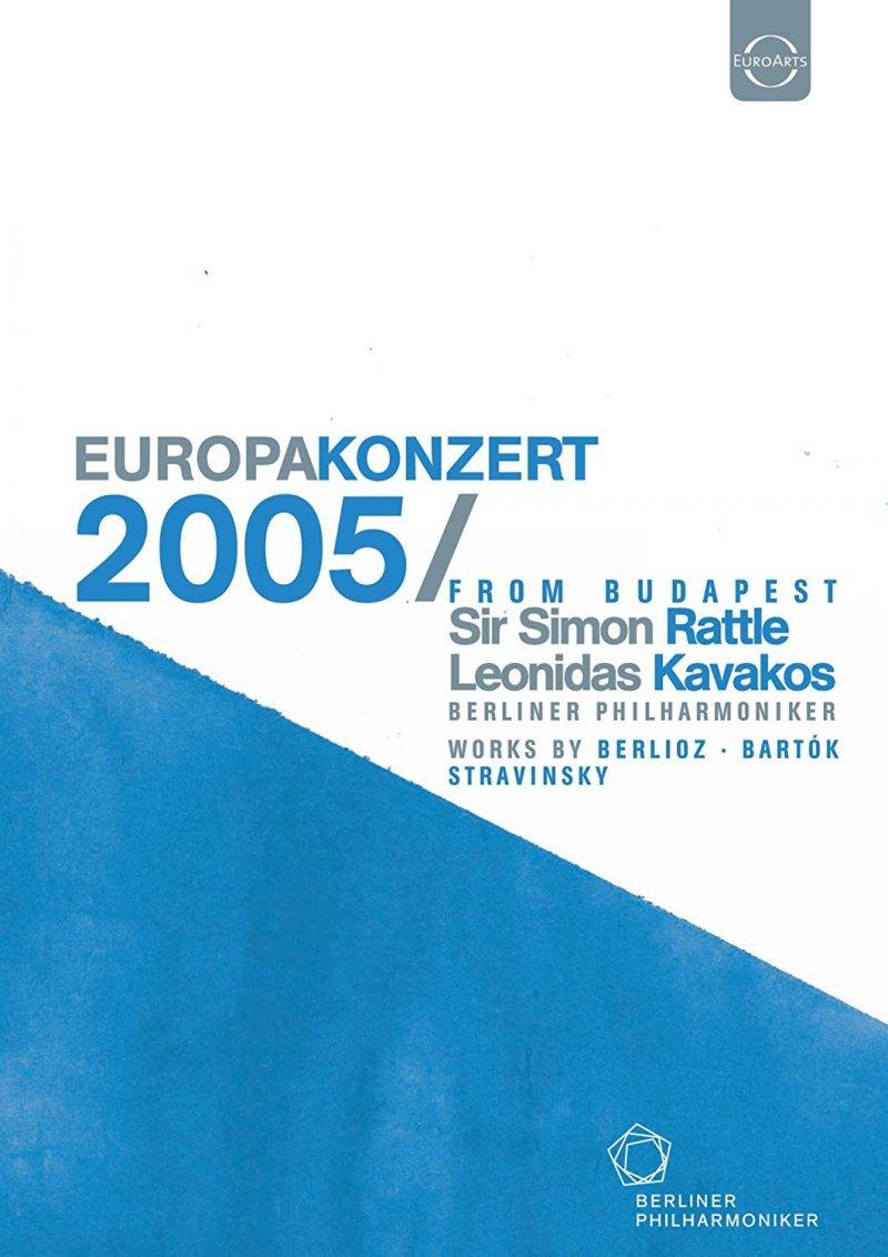 Image of   Berliner Philharmoniker - Europakonzert 2005 - DVD - Film