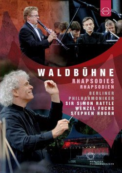 Image of   Berliner Philharmoniker - Waldbühne Rhapsodies - DVD - Film