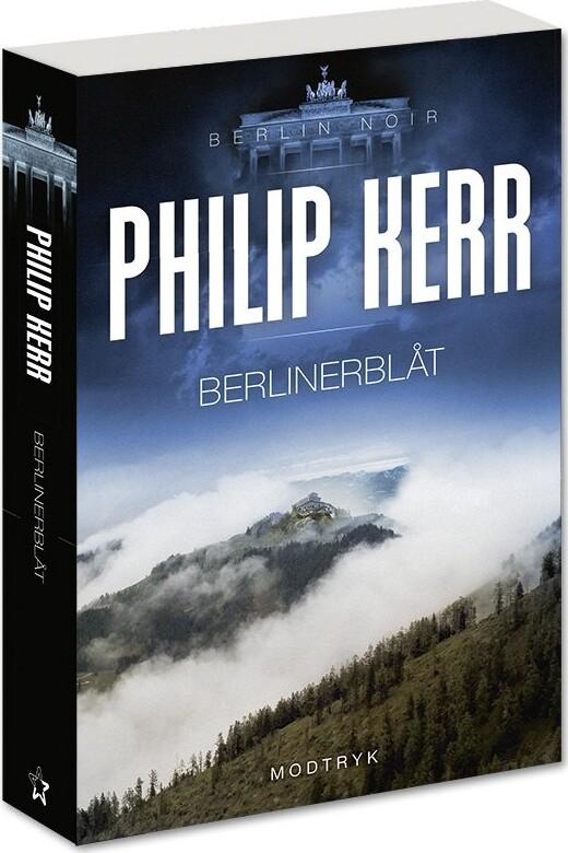Image of   Berlinerblåt - Philip Kerr - Bog