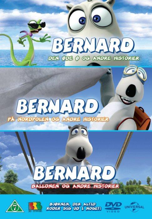 Billede af Bernard - Boks - DVD - Film