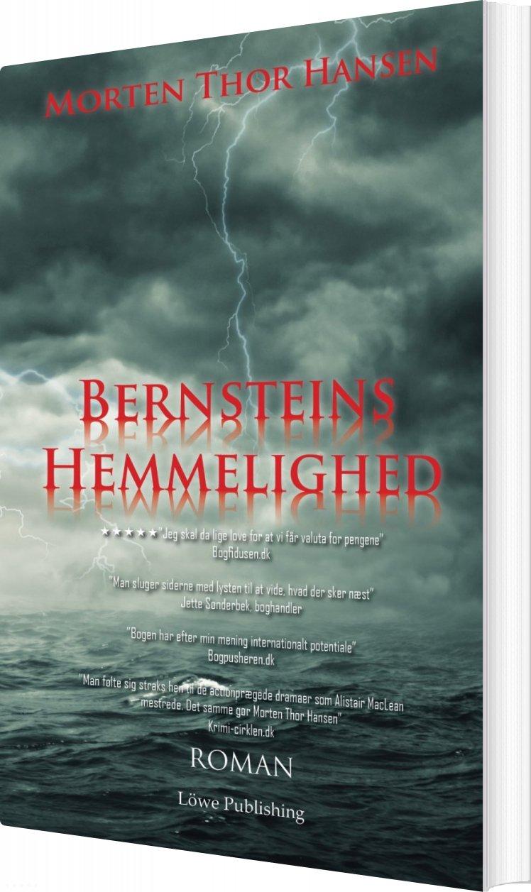 Image of   Bernsteins Hemmelighed - Morten Thor Hansen - Bog