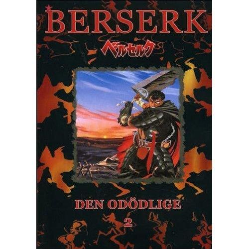 Billede af Berserk - Vol. 2 - DVD - Tv-serie