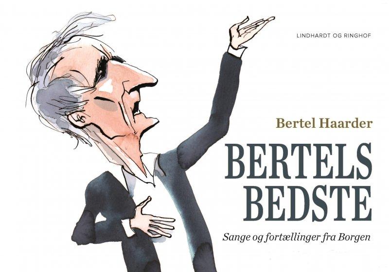 Billede af Bertels Bedste - Bertel Haarder - Bog