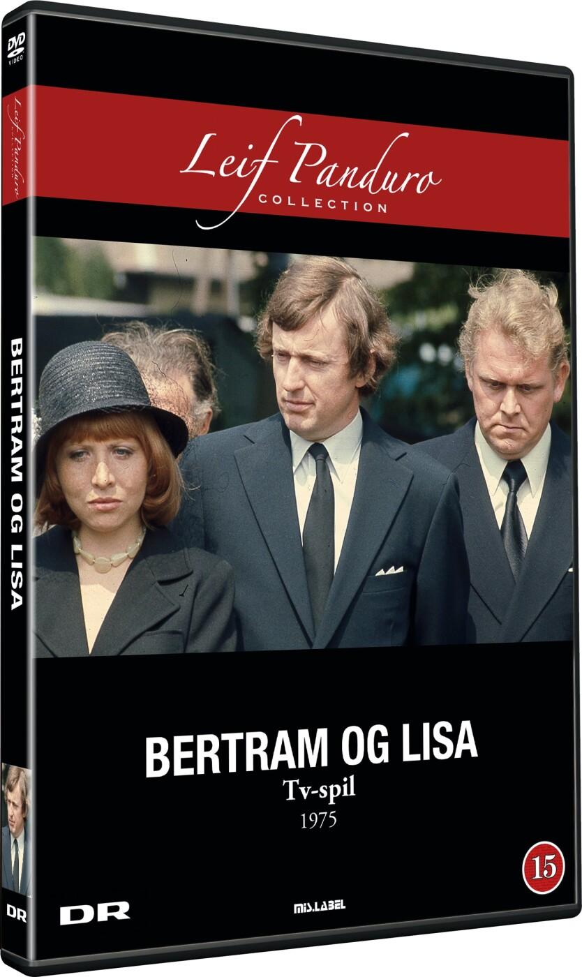 Image of   Bertram Og Lisa - DVD - Film