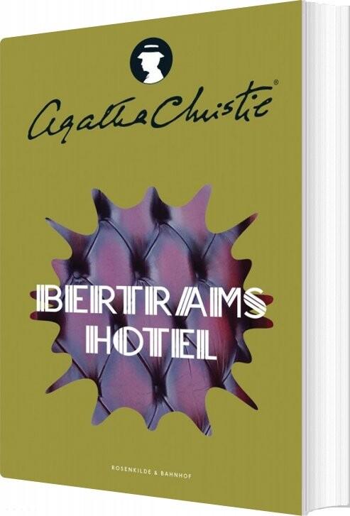 Image of   Bertrams Hotel - Agatha Christie - Bog