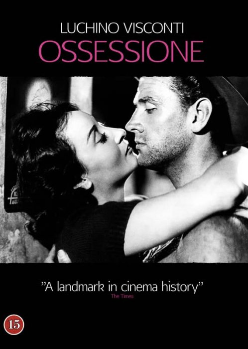 Image of   Obsession / Ossessione - Film - DVD - Film