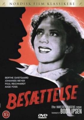 Image of   Besættelse - DVD - Film