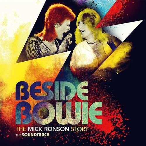 Image of   Beside Bowie - The Mick Ronson Story - Soundtrack - CD