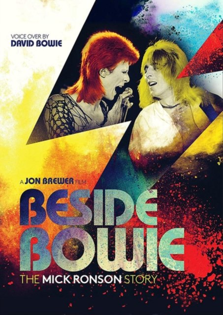 Beside Bowie: The Mick Ronson Story - DVD - Film