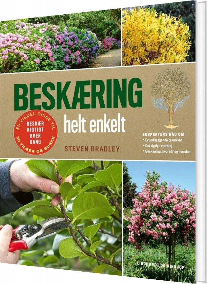 Image of   Beskæring - Helt Enkelt - Steven Bradley - Bog