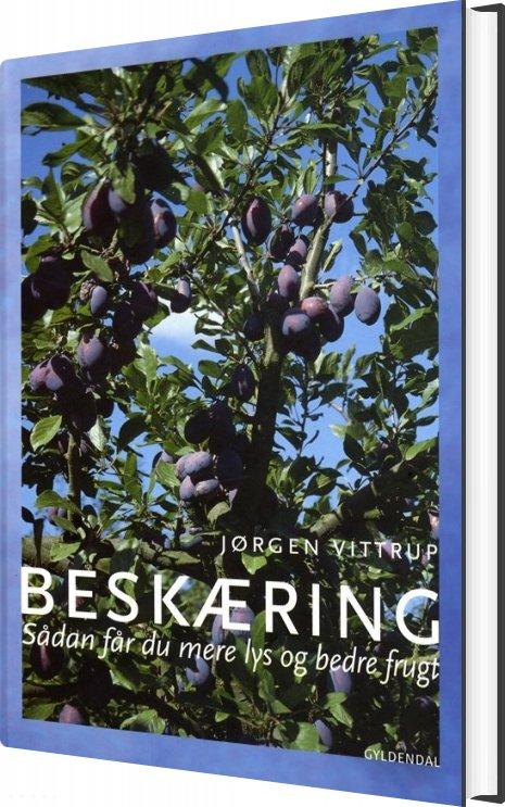 Beskæring - Jørgen Vittrup - Bog