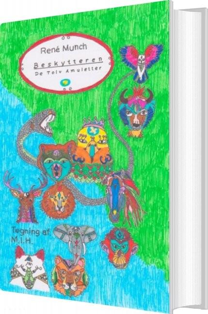 Image of   Beskytteren: De Tolv Amuletter - René Munch - Bog