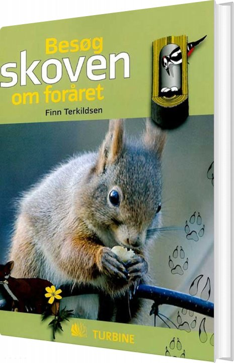 Image of   Besøg Skoven Om Foråret - Finn Terkildsen - Bog