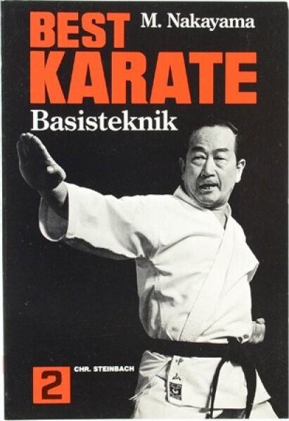 Image of   Best Karate Basisteknik - M. Nakayama - Bog