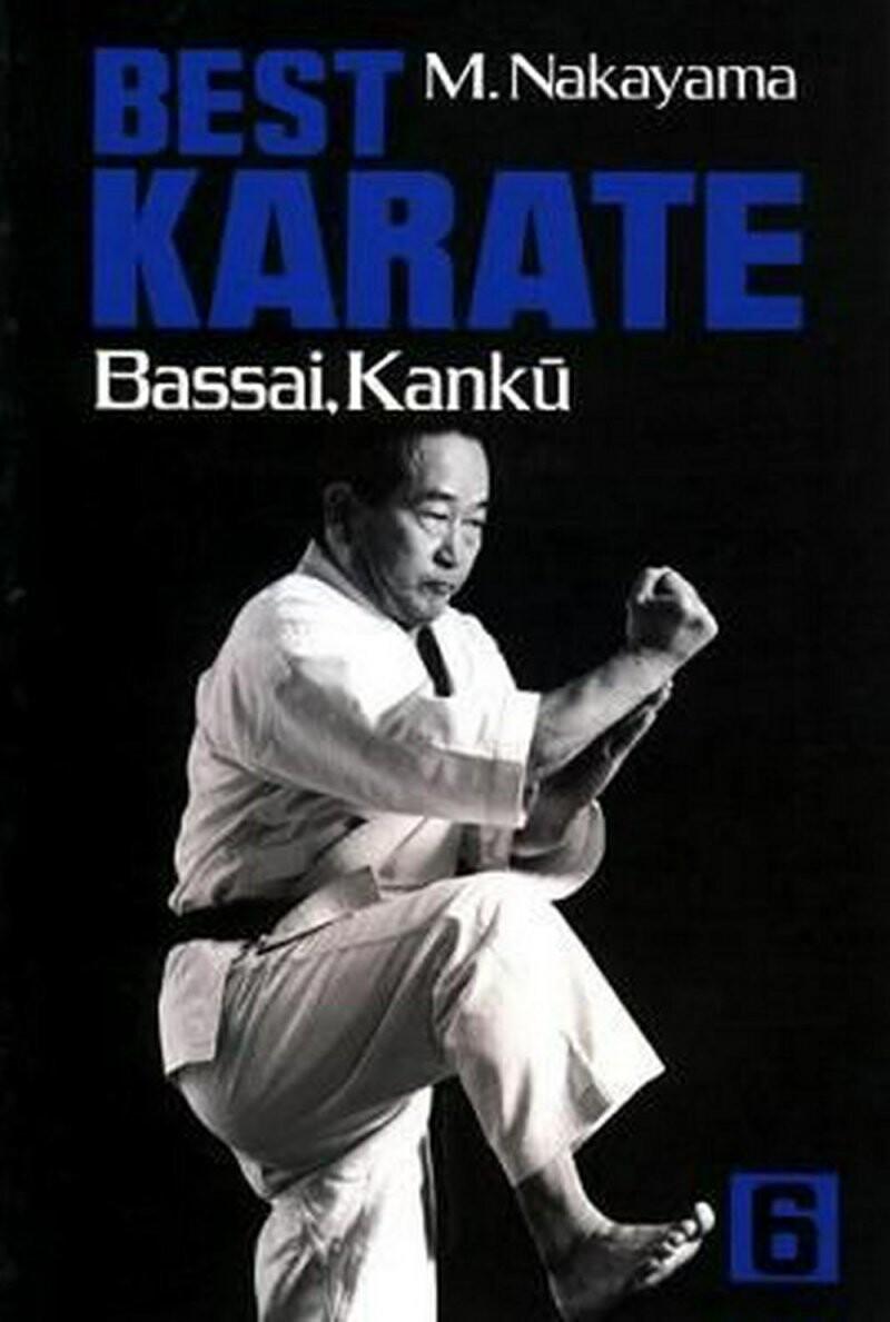 Image of   Best Karate Bassai, Kanku - M. Nakayama - Bog