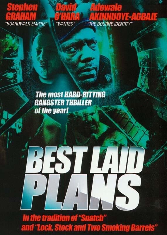 Image of   Best Laid Plans - 2012 - DVD - Film