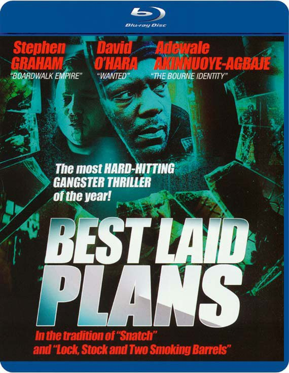 Image of   Best Laid Plans - 2012 - Blu-Ray