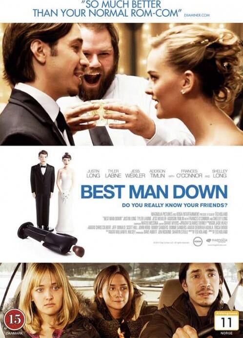 Image of   Best Man Down - DVD - Film