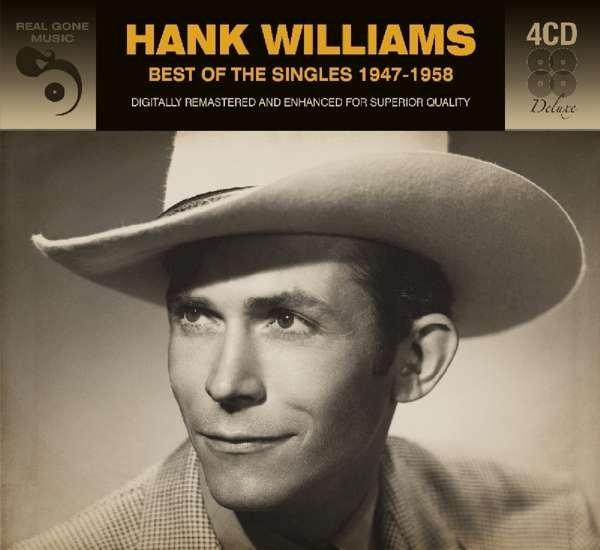 Image of   Hank Williams - Best Of The Singles 1947-1958 - CD
