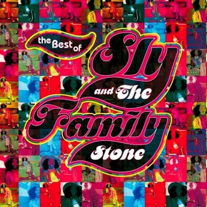 Sly & The Family Stone - Best Of - Vinyl / LP