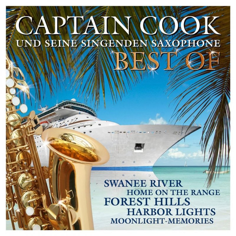 Image of   Captain Cook - Best Of - CD