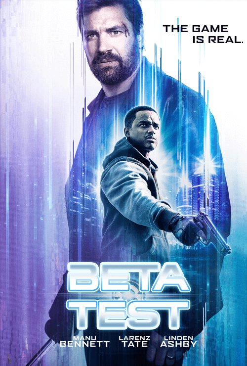 Image of   Beta Test - Film Fra 2016 - DVD - Film