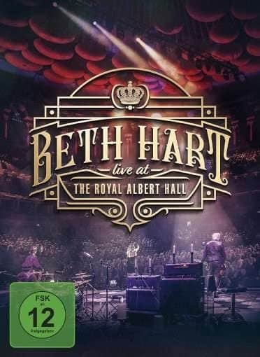 Image of   Beth Hart - Live At The Royal Albert Hall - DVD - Film