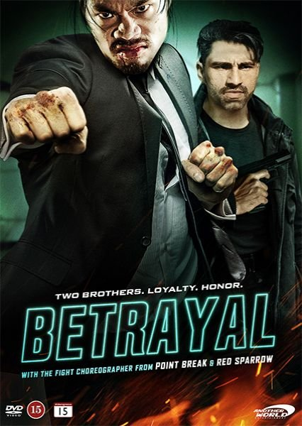 Image of   Betrayal / On The Ropes - 2018 - DVD - Film