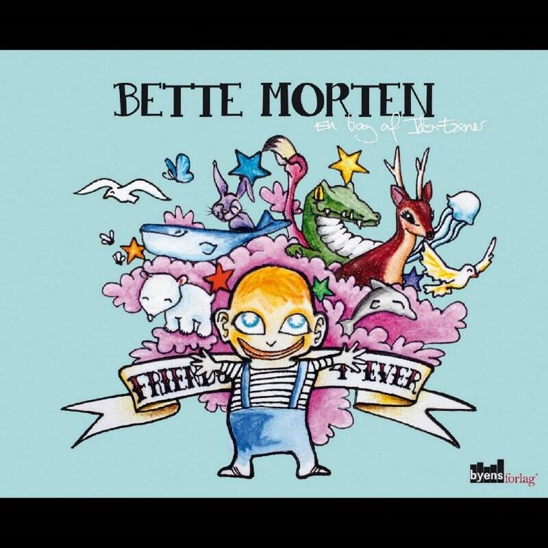 Bette Morten - Ida Exner - Bog