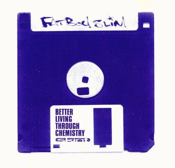 Image of   Fatboy Slim - Better Living Through Chemistry - Vinyl / LP
