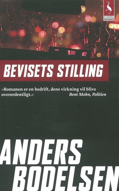 Image of   Bevisets Stilling - Anders Bodelsen - Bog