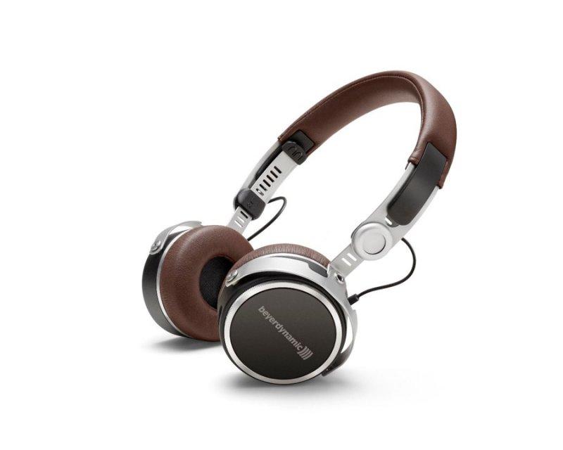 Image of   Beyerdynamic - Aventho - Trådløs Bluetooth Hovedtelefoner - Brun
