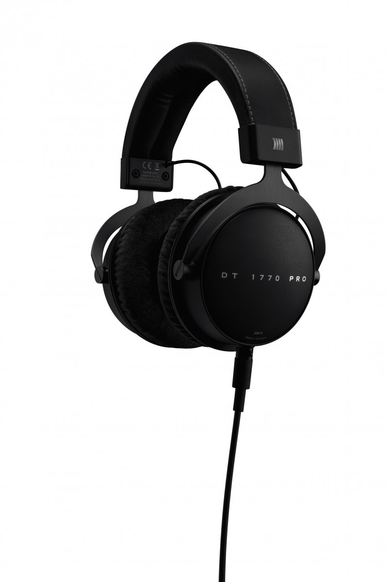 Image of   Beyerdynamic - Dt 1770 Pro Hovedtelefoner - Sort